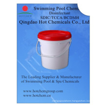 Isocyanuric Acid for Swimming Pool Sanitizer Chemicals (TCCA) CAS No. 87-90-1