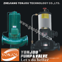 Pbg Canned Motor Piping Pump