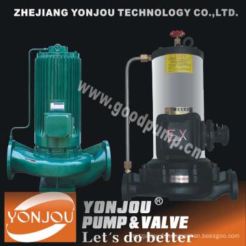 Pbg Pompe de canalisation de moteur en boîte