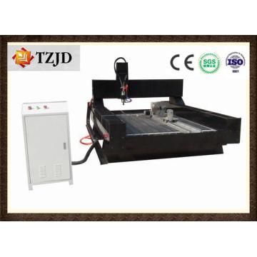 Machine de gravure CNC en marbre à 4 axes avec contrôleur Mach3