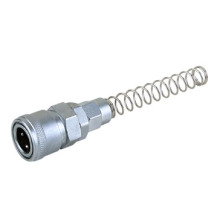 Conexão da mangueira Nitto Type Quick Coupler Socket with Spring
