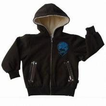 Comfortable Winter Jacket with Fake Lamb Skin Lining