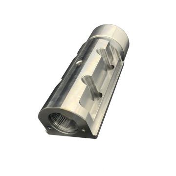 Peças de usinagem CNC de material TC4 de alta resistência
