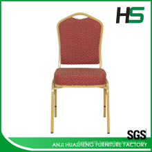 Popular stainless steel legs dining chair for garden