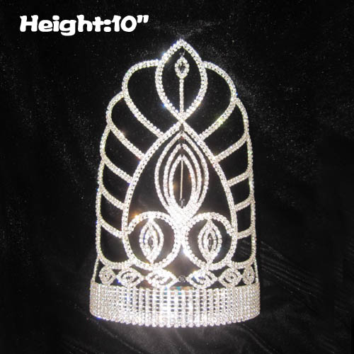 wholesale-crystal-crowns-with-black-diamond