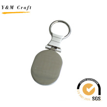 Customized Blank Metal Key Ring Keychain Keyholder (Y02337)