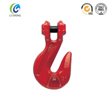 Heavy duty G80 forged swivel lifting crane hook