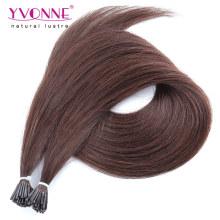 Extensions de cheveux Remy I Tip de haute qualité