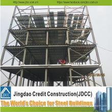 Nouvelle structure en acier de matériau de construction en aluminium durable d'isolation de conception