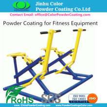 Powder Coating voor fitnesstoestellen