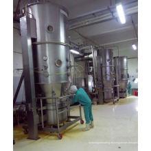 Secador de granulación del mezclador de ebullición de la serie de 2017 FL, rodillos de la correa transportadora de los SS, secadores de grano magníficos verticales para la venta