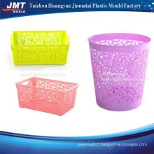 moulage de poubelle d'injection en plastique d'injection moule Choix du fournisseur