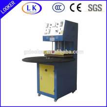 Blister hot sealing machine