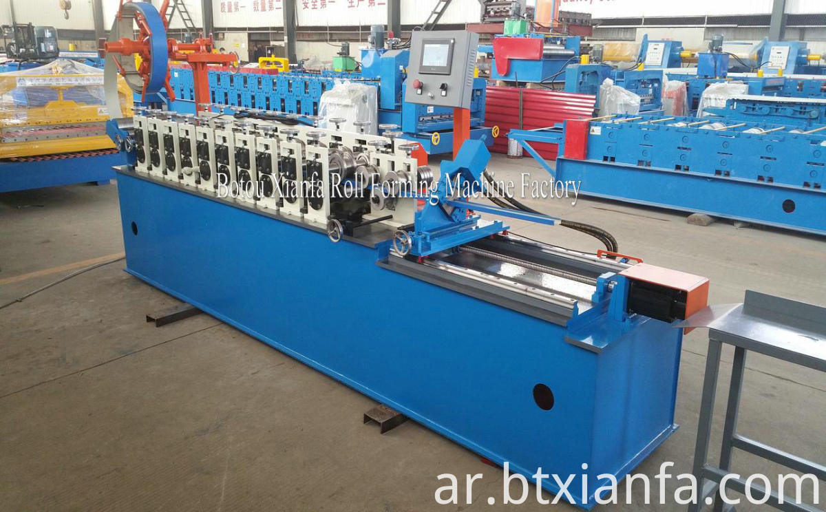stud forming machine