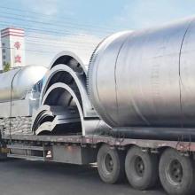 desperdício pneu pirólise negro de carbono e óleo combustível
