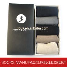Geschenkverpackung Silk Socke für Männer