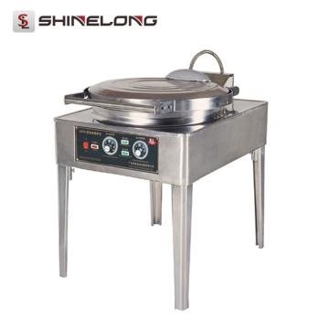 Máquina de cremallera industrial automática automática superventas de Guangzhou
