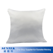 New Arrival Baby Short Plush Pillow Case for Christmas Pillow Decorative Sublimation Blank Pillow Cover