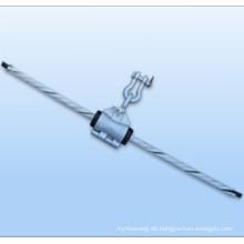 Tangenten-Aufhängung für kurzes Span-ADSS-Kabel