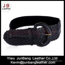 Best Selling Ladies Braid Braid Elastic Belt