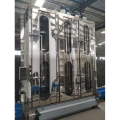 Double Glazing Vertical Insulating Glass Gas Filling Machine