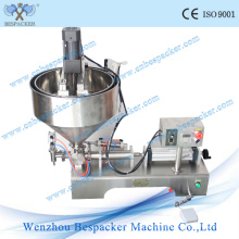 Pneumatic Semi-Auto Juice Liquid Filling Machine Price