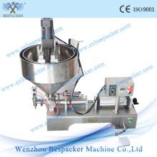 Pneumatic Semi-Auto Juice Líquido Máquina de enchimento Preço