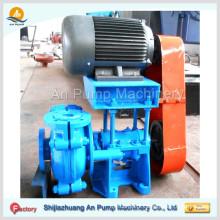 Bomba de lama de processamento de agregado de estágio único de alta pressão