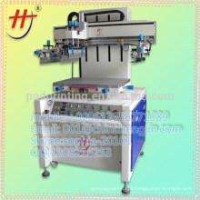 Silk Screen Label Printing Machine Price , Flex Printing Machine , Run Table Flat Automatic Textile Screen Printing Machine