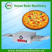Four électrique commercial de pizza de convoyeur et four électrique de pizza de cuisson de pain de haute qualité