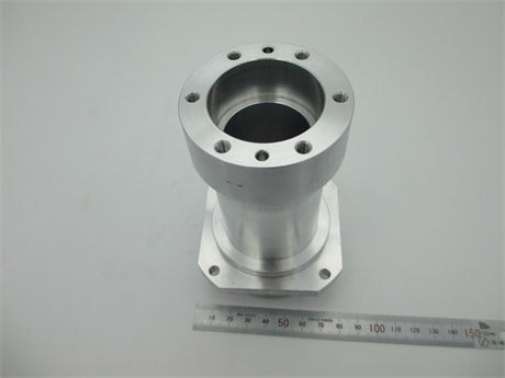 A7075 Aluminum Metal Lathe Parts 1