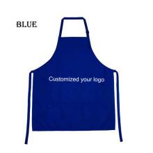 Kefei logotipo personalizado de impresión de alta calidad herramientas promocionales de la cafetería ropa de trabajo café delantal