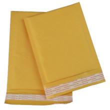 Ремесло или белый конверт с пузырем с высоким качеством