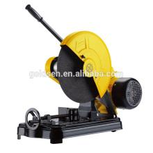 """400mm 16 """"380V ou 230V 2300W Cut Off Saw Machine de coupe circulaire en acier électrique GW804002"""