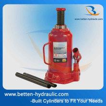 Jack de botella hidráulica resistente de 20 toneladas