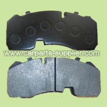 Plaquette de frein WVA29065 pour IVECO RENAULT