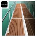 Hoja de cubierta de teca marina de espuma EVA para botes inflables