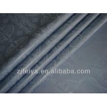 100% хлопок высокое качество парфюмерии базен riche жаккард Afrcan ткани серого цвета промотирования новое прибытие 2014