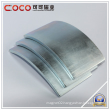 Competitive Sintered Permanent NdFeB Cylinder Magnet for DC Motor /Brushless Motor /Step Coating NI-CU-NI