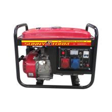 2kw / 2.5kw / 3kw Geradores portáteis da gasolina do frame 60Hz elevado ajustados, com CE