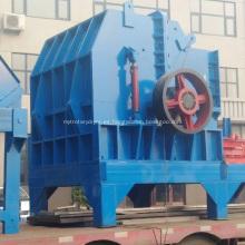 Máquina trituradora de metal para latas de trituración