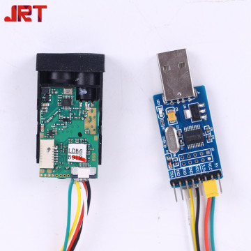trasduttore di distanza laser in miniatura usb 1mm Raspberry Pi