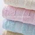 Toalla de rizo de algodón Dobby