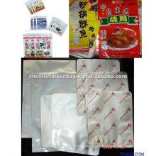Polypropylene or Aluminum foil zip lock plastic bag