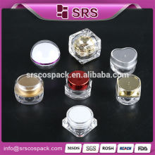 China Supplier Mini Acrylic Smaple Products , Cosmetic Eye Cream Use Container And Fancy 5g Empty Jar