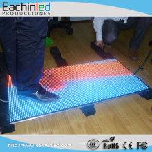 Disco Club Décoration P10mm LED Vidéo Piste de danse