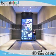 Nouvel affichage mené par LED de verre de Windows 2018 de nouveaux LED RVB polychrome pour des magasins / restaurants