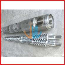 Plastic Extrusion Screw and Barrel