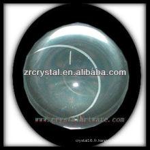 belle boule de cristal k9 K051