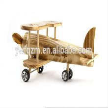 Venta caliente buen avión modelo de madera plana